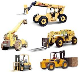 forklift delivery companies